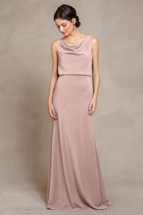 Madelyn Bridesmaids Dress by Jenny Yoo - Whipped Apricot