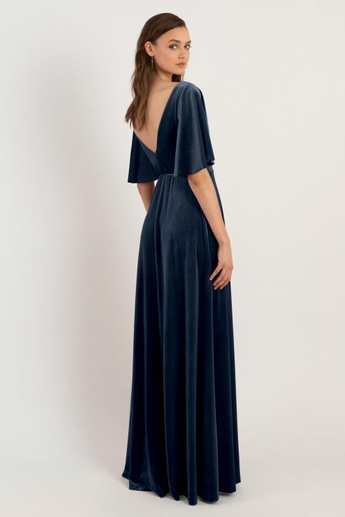 Marin Bridesmaids Dress by Jenny Yoo - French Blue