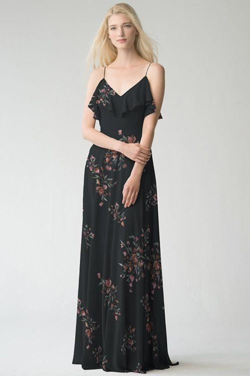 Mila Print Bridesmaids Dress by Jenny Yoo - Cinnamon Rose