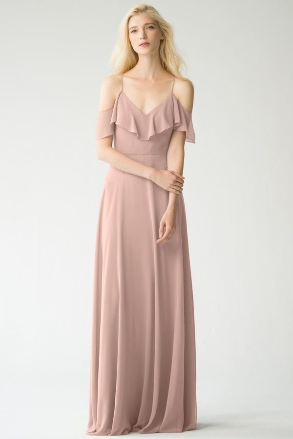 Milana Bridesmaids Dress by Jenny Yoo - Whipped Apricot