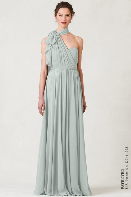 Mira Bridesmaids Dress by Jenny Yoo - Morning Mist