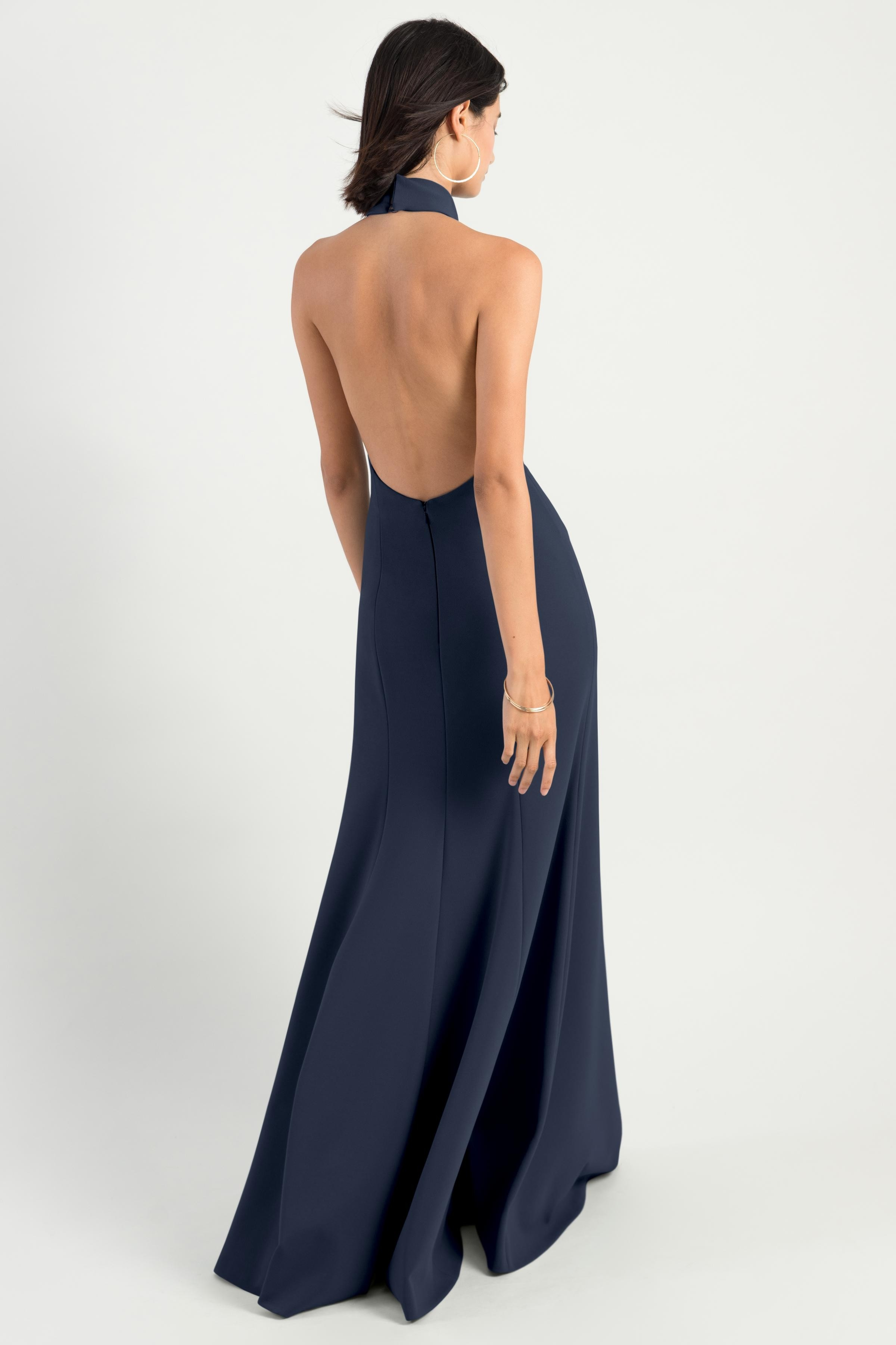 Petra Bridesmaids Dress by Jenny Yoo - Midnight
