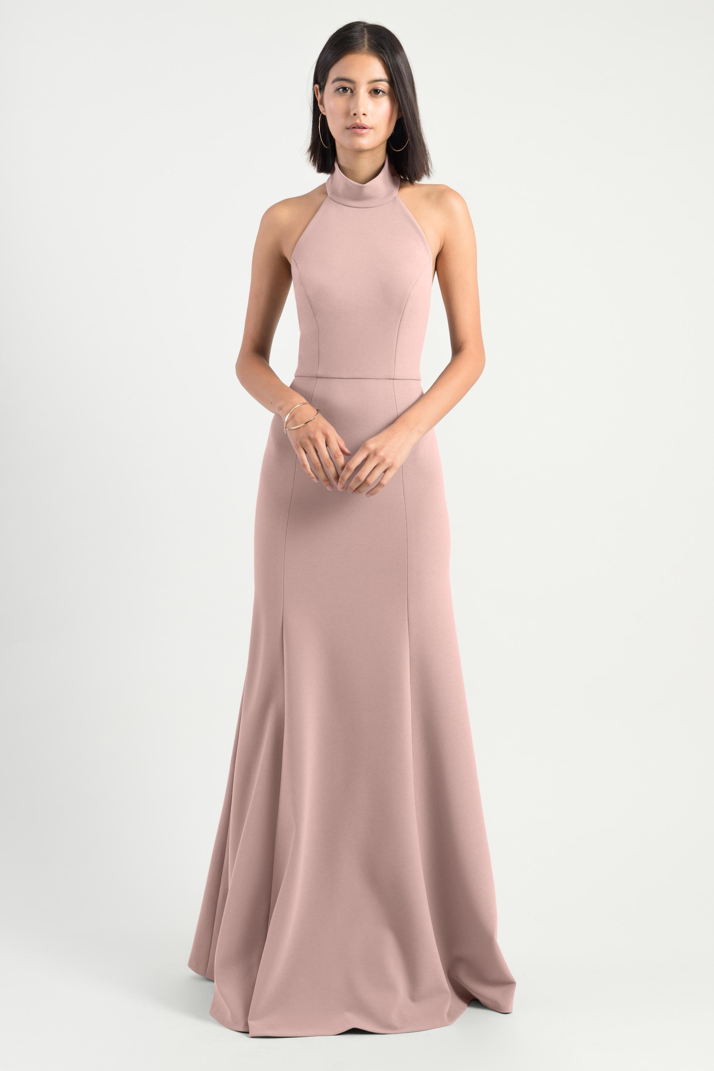 Petra Bridesmaids Dress by Jenny Yoo - Whipped Apricot