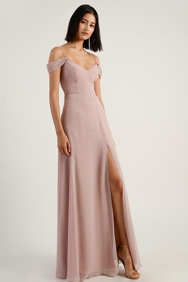 Priya Bridesmaids Dress by Jenny Yoo - Whipped Apricot