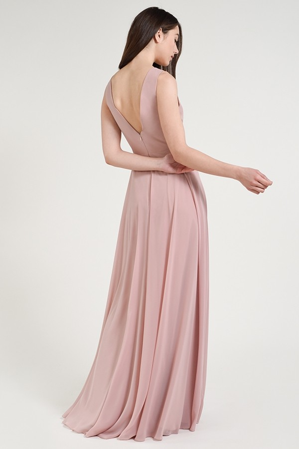 Ryan Bridesmaids Dress by Jenny Yoo - Whipped Apricot