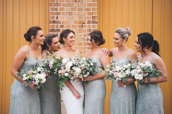 Ciarne Real Wedding by Bridesmaids Only