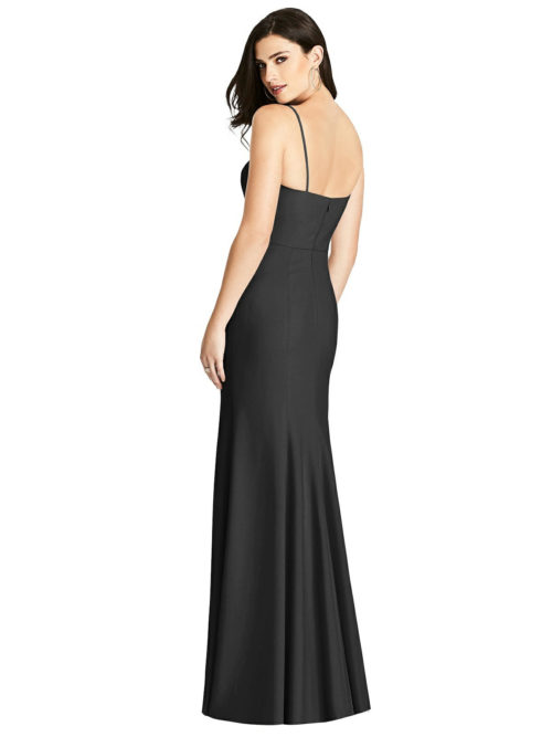 Black Bridesmaids Dress