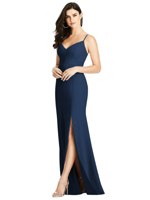 Midnight Navy Bridesmaids Dress