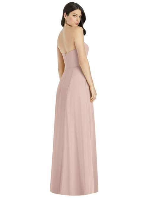 Toasted Sugar Pink Bridesmaids Dress