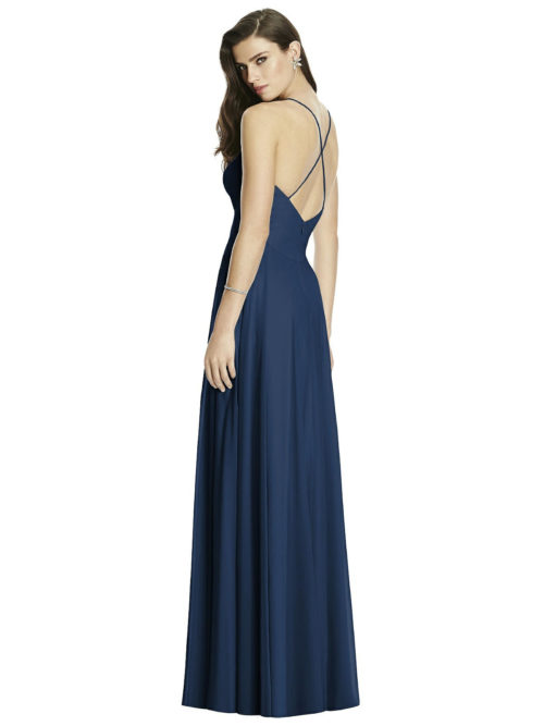 Midnight Navy Bridesmaid Dress
