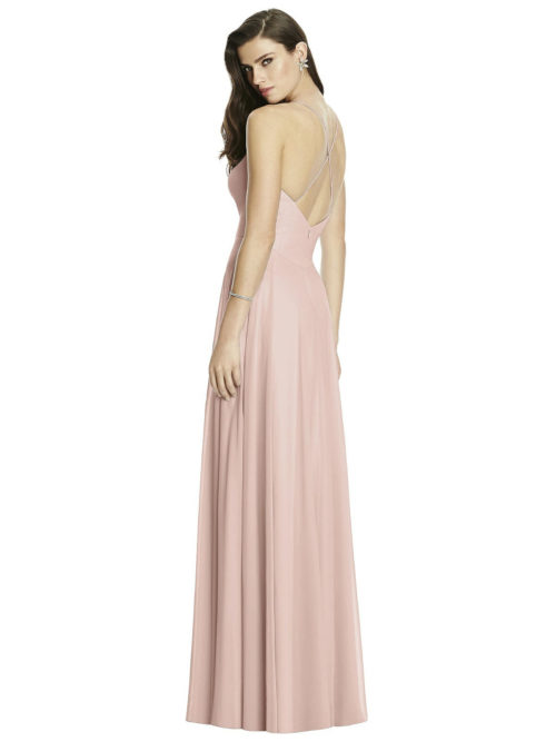 Toasted Sugar Pink Bridesmaid Dress