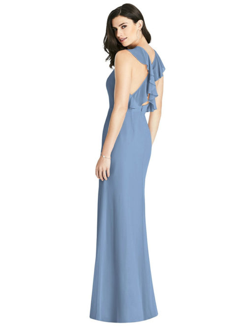 Windsor Blue Bridesmaid Dress