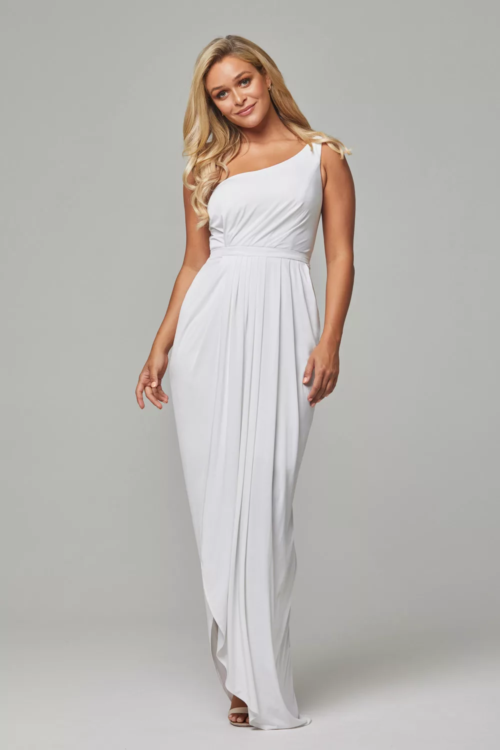 Eloise Bridesmaids Dress by Tania Olsen - White