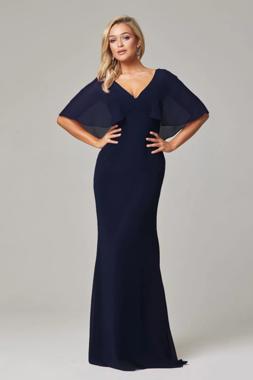 Alora Bridesmaids Dress by Tania Olsen - Navy