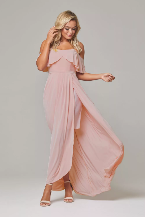Arianna Bridesmaids Dress by Tania Olsen - Blush