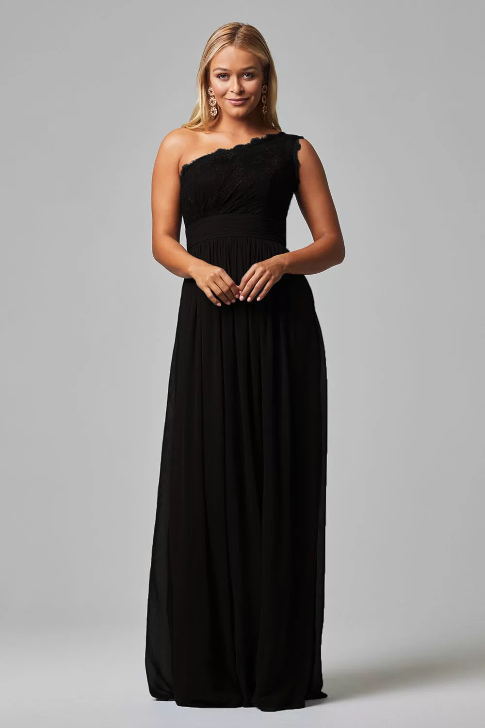 Bridget Bridesmaids Dress by Tania Olsen - Black