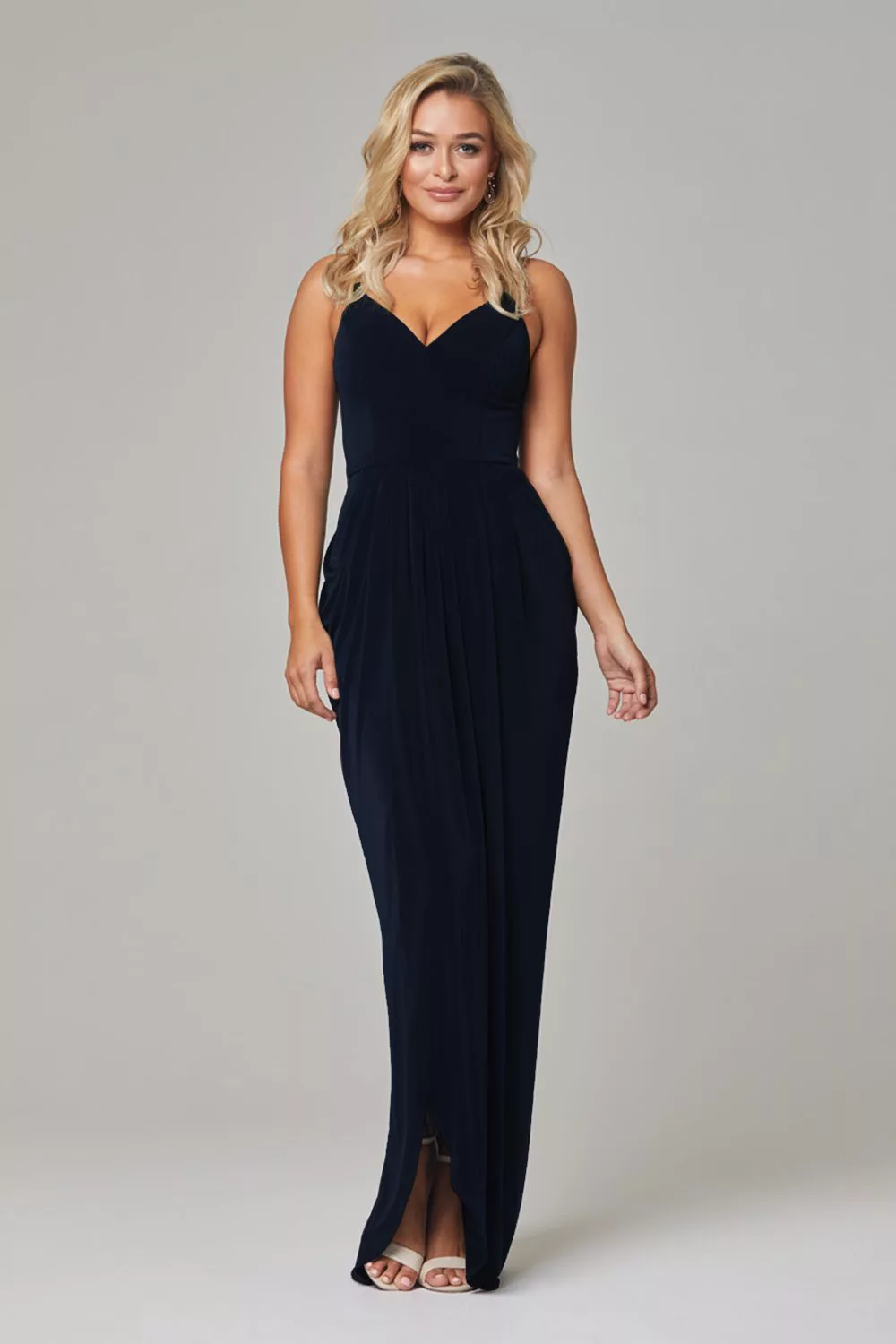Claire Bridesmaids Dress by Tania Olsen - Navy