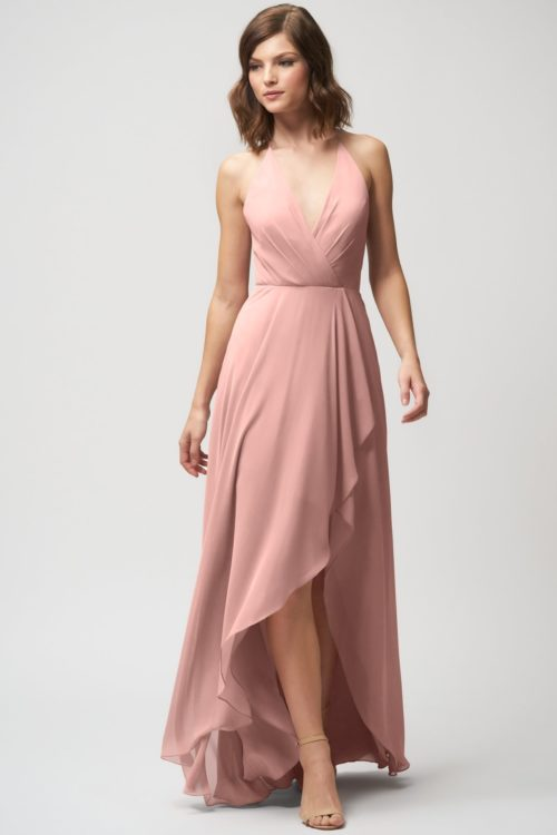 Farrah Bridesmaids Dress by Jenny Yoo - Rosewater