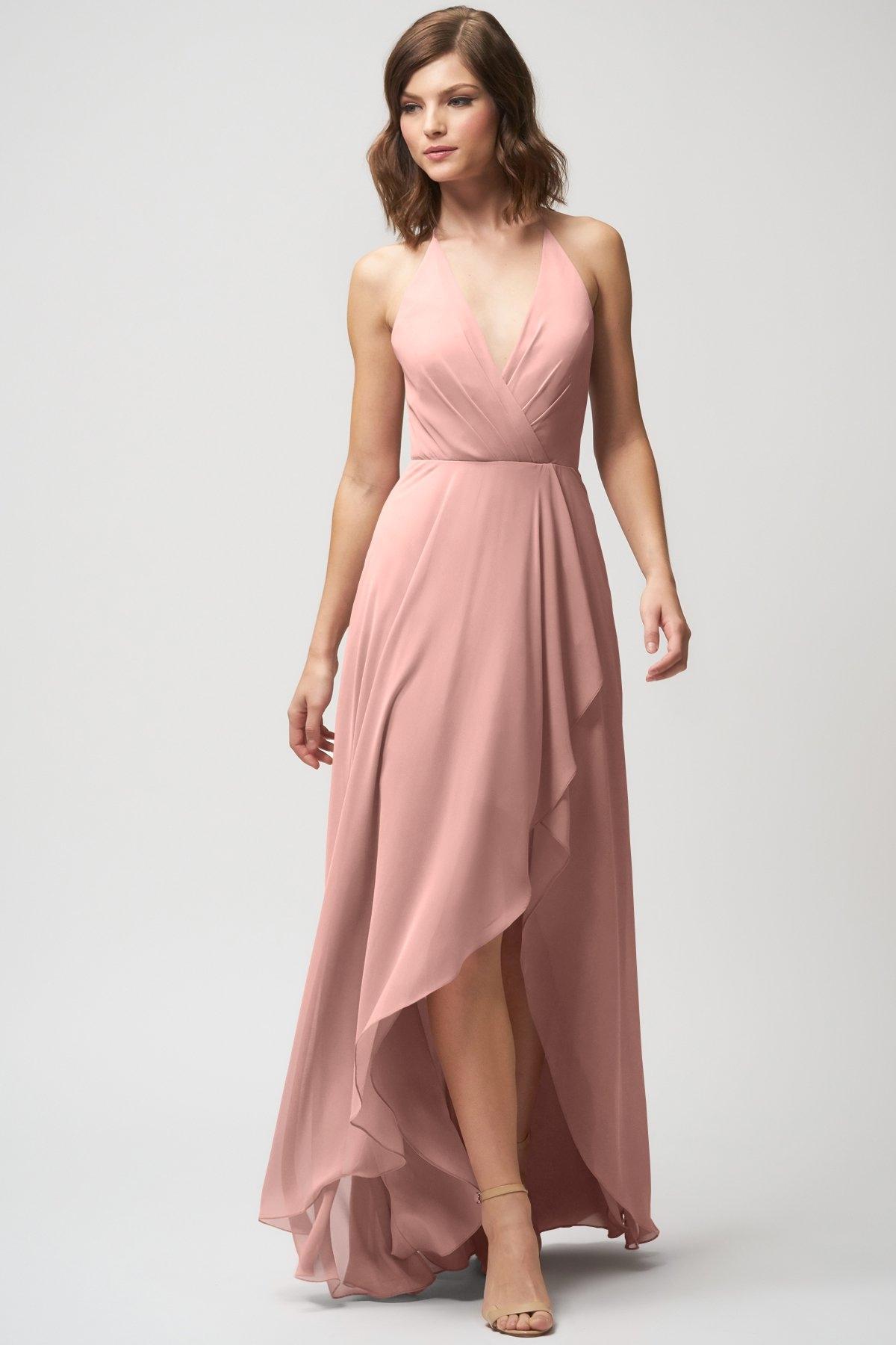 Farrah Bridesmaids Dress by Jenny Yoo - Rosewater