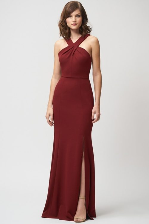 Kayleigh Bridesmaids Dress by Jenny Yoo - Hibiscus