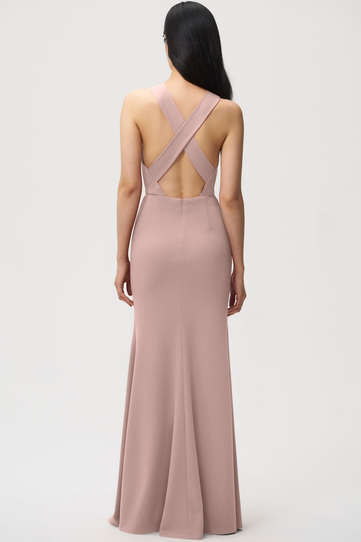 Kayleigh Bridesmaids Dress by Jenny Yoo - Whipped Apricot