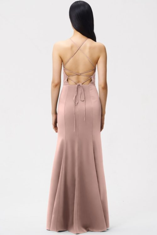 Naomi Bridesmaids Dress by Jenny Yoo - Whipped Apricot