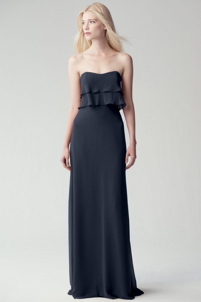 Olivia Bridesmaids Dress by Jenny Yoo - Navy