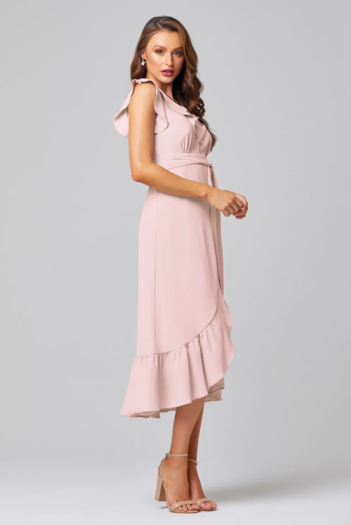 Ruby Bridesmaids Dress by Tania Olsen - Pink