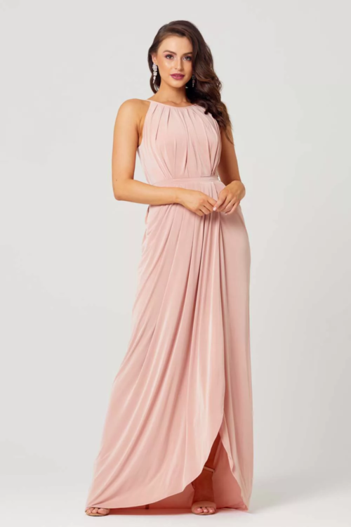 Sandra Bridesmaids Dress by Tania Olsen - Blush