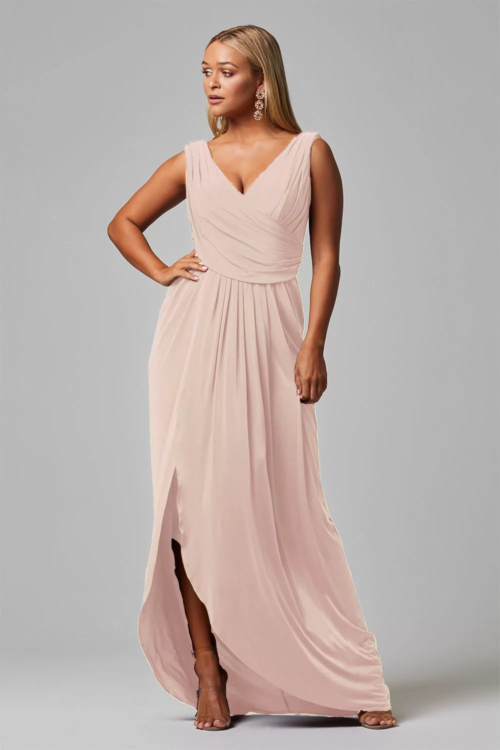 Kalani Bridesmaids Dress by Tania Olsen - Blush