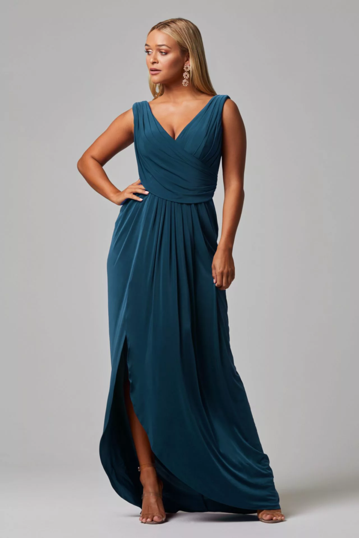 Kalani Bridesmaids Dress by Tania Olsen - Teal