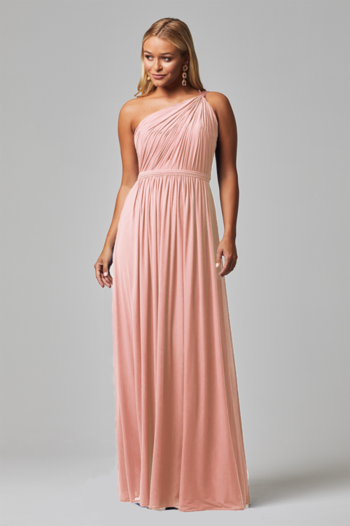 Sabrina Bridesmaids Dress by Tania Olsen - Blush