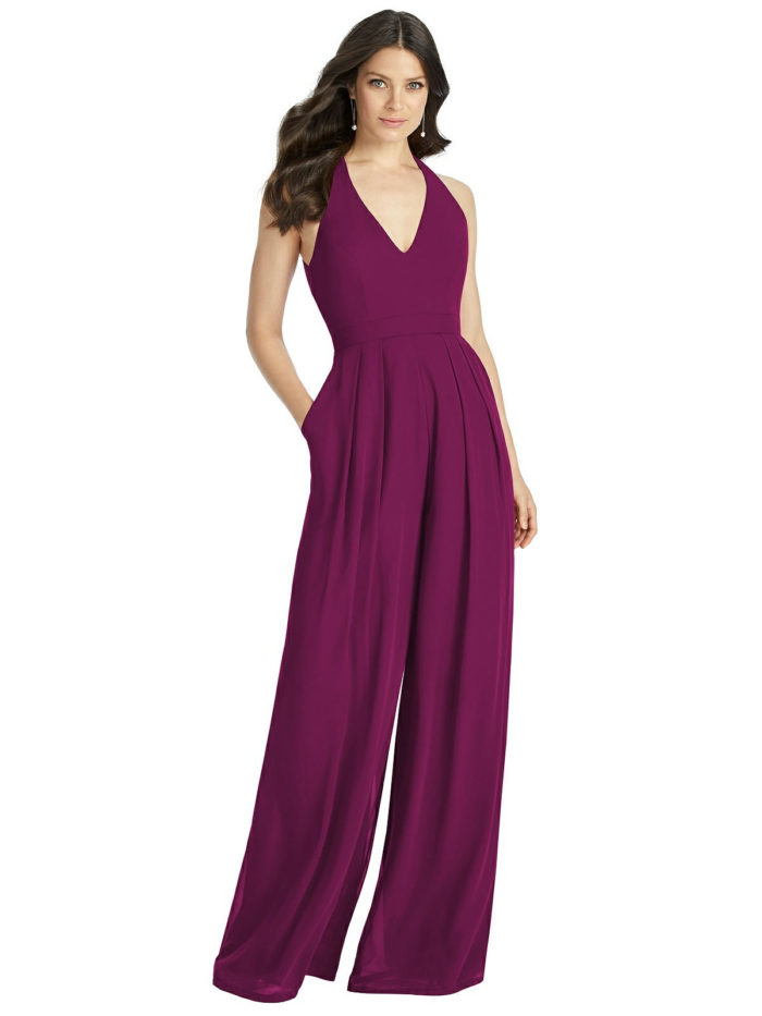 Try Before You Buy Arielle Bridesmaids Jumpsuit
