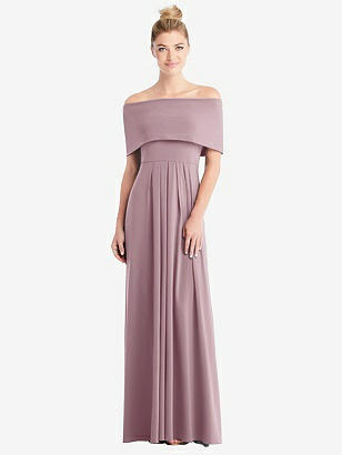 Dessy Loop Bridesmaids Dress