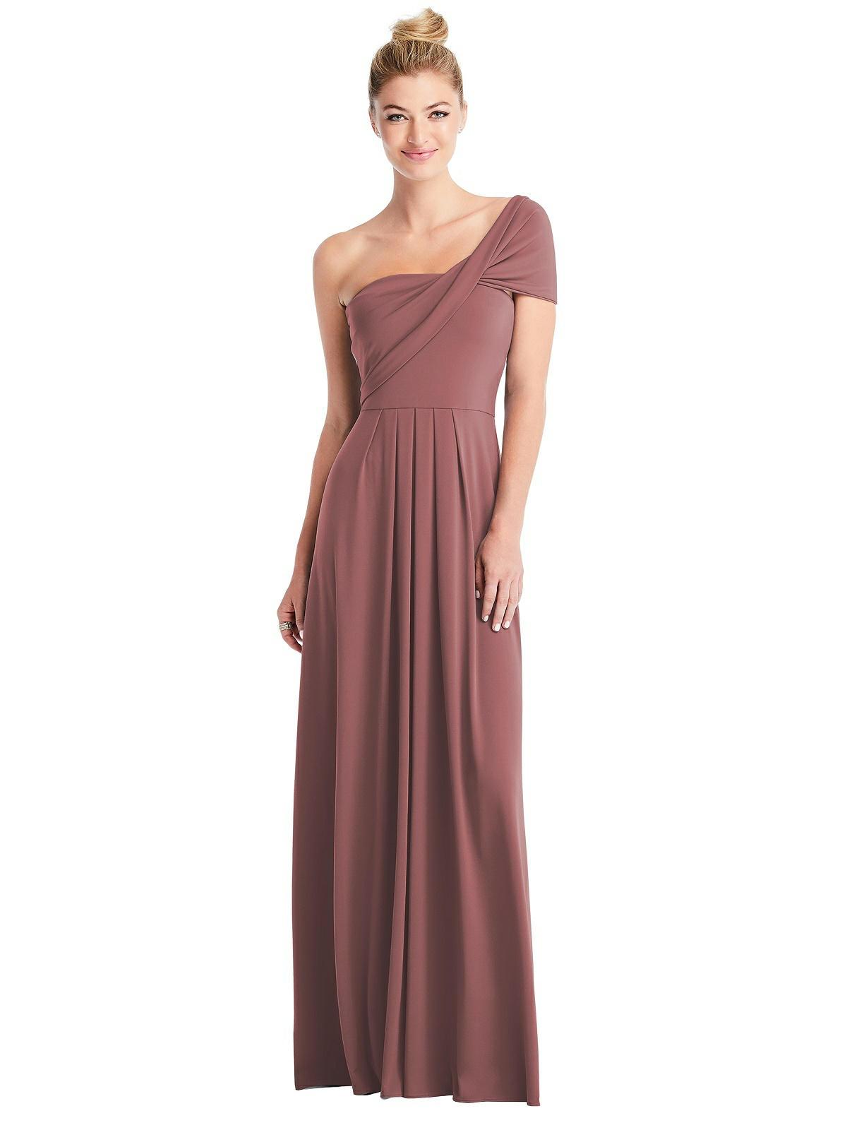Convertible Loop Bridesmaids Dress by Carlos Saavedra - English Rose