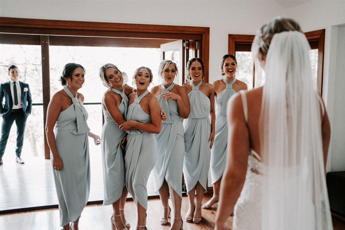 Bridesmaids Only Real bridesmaids Shona Joy