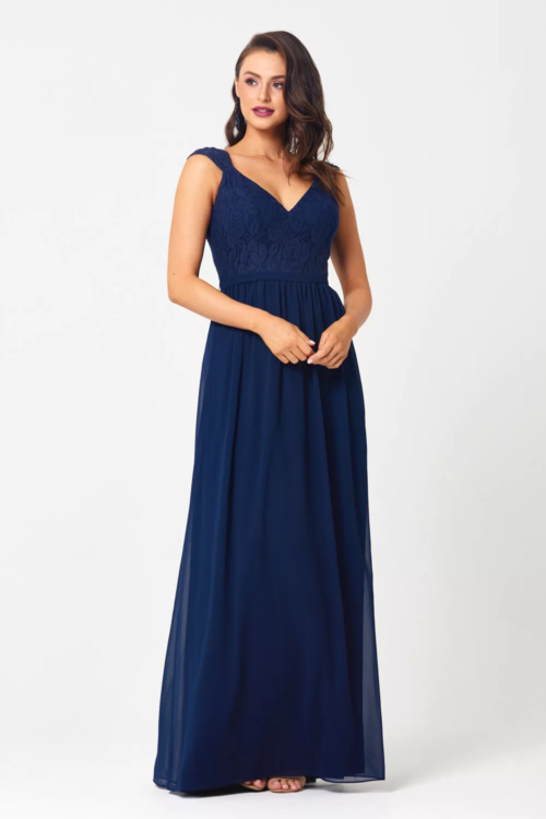 TO827 Veronica Bridesmaids Dress by Tania Olsen - Navy