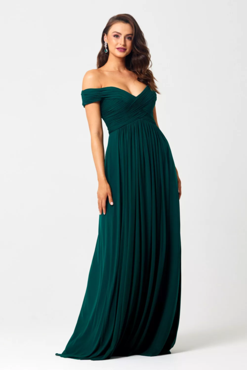 Abby Bridesmaids Dress by Tania Olsen - Emerald