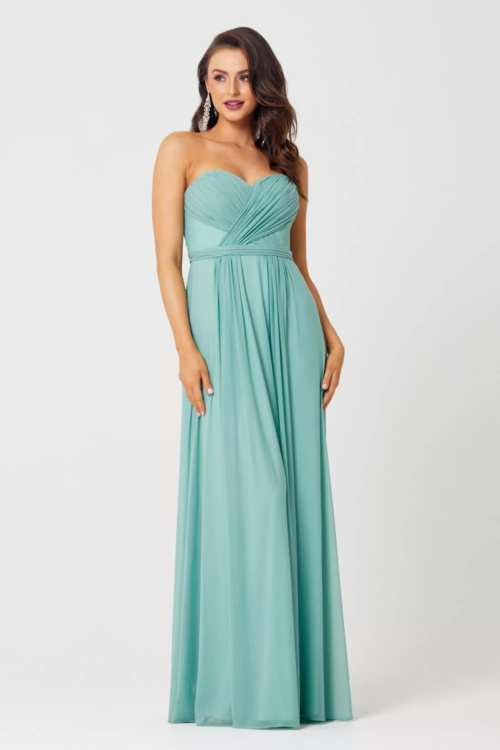 Raven Bridesmaids Dress by Tania Olsen - Mint