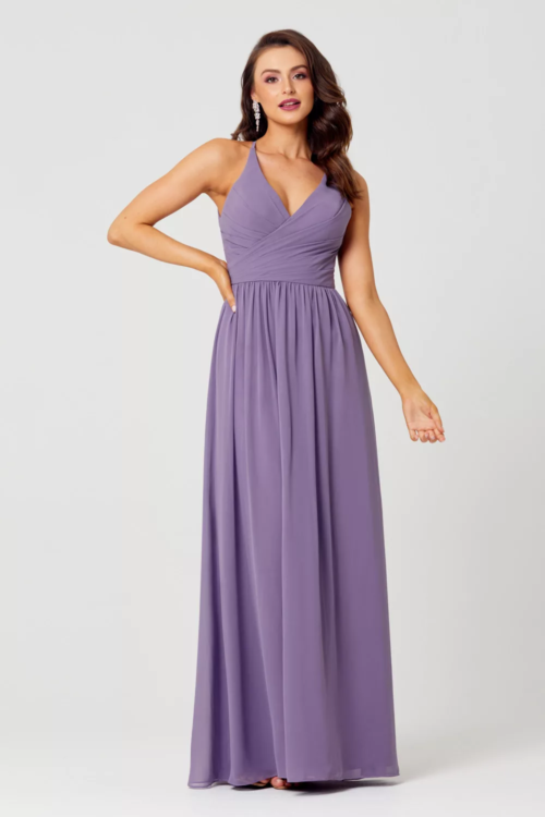 TO833 Bridie Bridesmaids Dress by Tania Olsen - Lavender