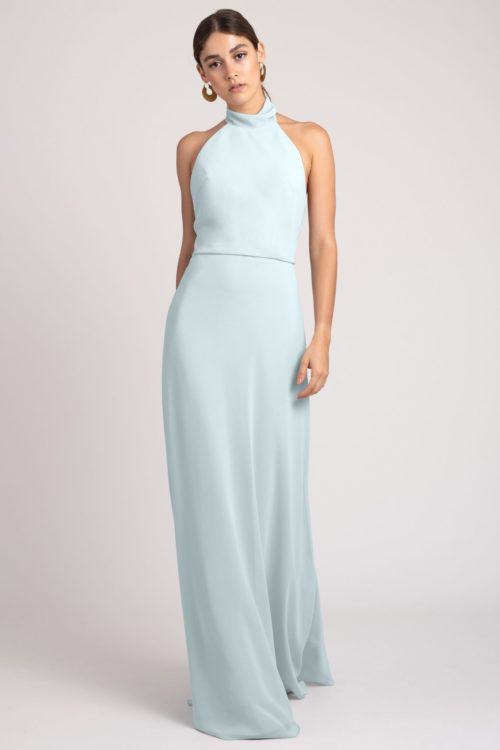 Brett Bridesmaids Dress by Jenny Yoo - Serenity Blue
