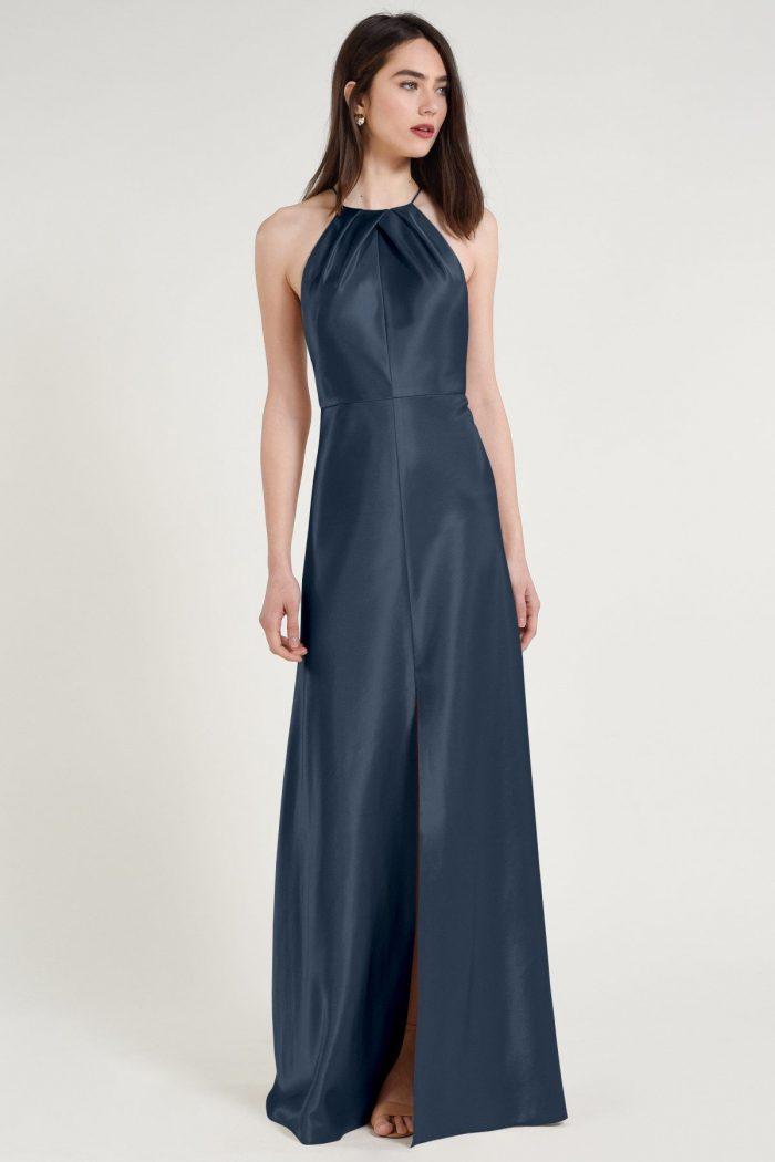 Cameron Bridesmaids Dress by Jenny Yoo - French Blue