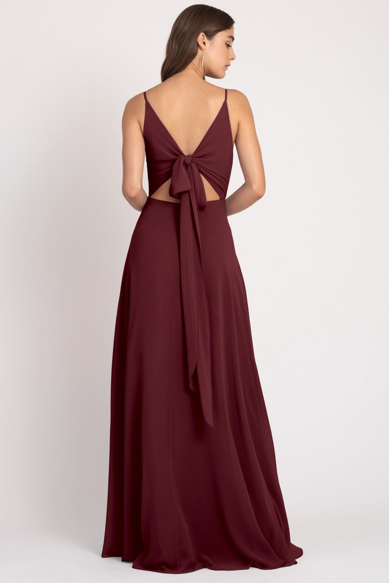 Dani Bridesmaids Dress by Jenny Yoo - Hibiscus