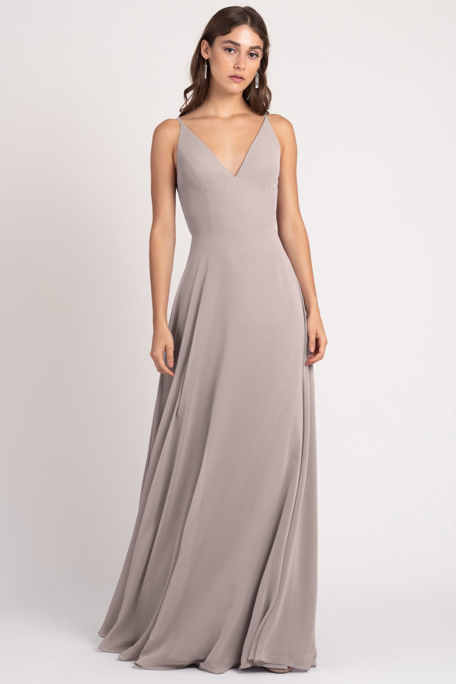 Dani Bridesmaids Dress by Jenny Yoo - Woodrose