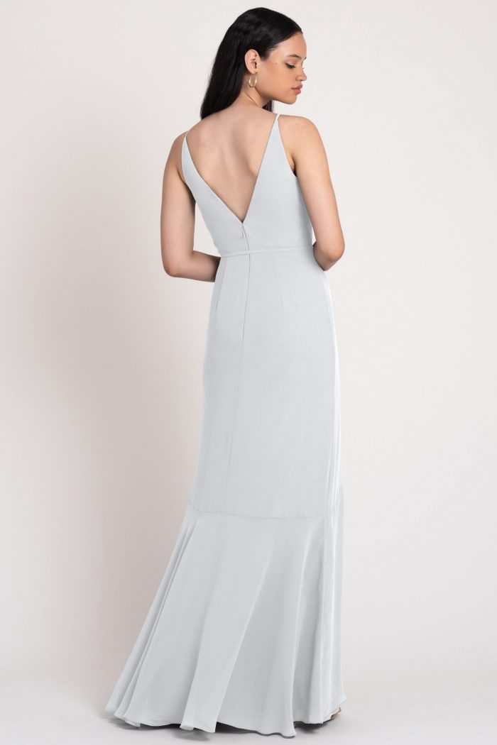 Ensley Bridesmaids Dress by Jenny Yoo - Cloud