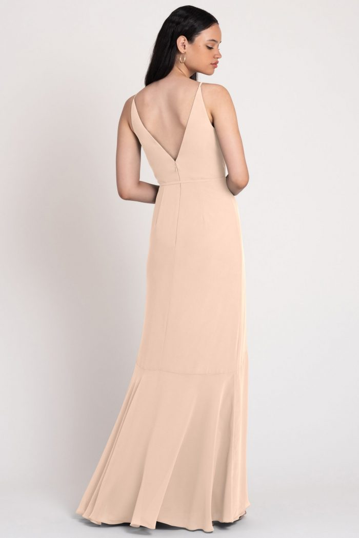 Ensley Bridesmaids Dress by Jenny Yoo - Soft Blush