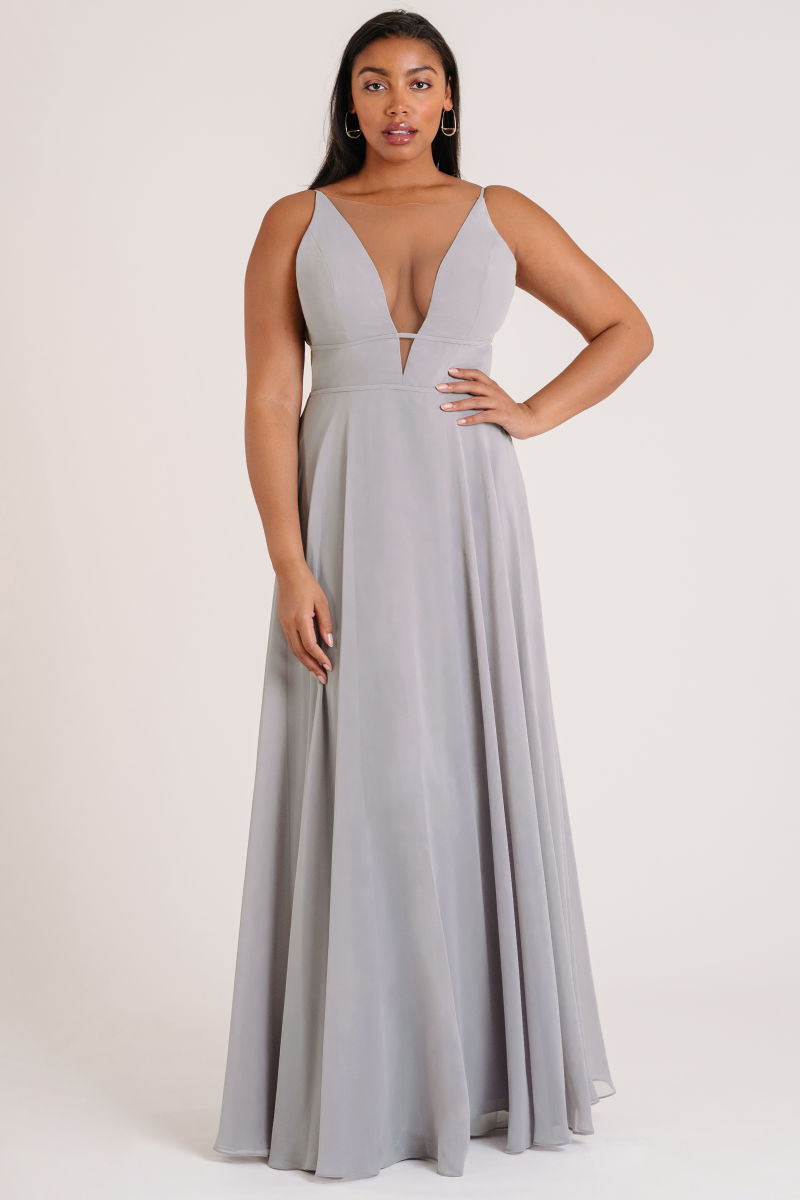Hollis Bridesmaids Dress by Jenny Yoo Curvy