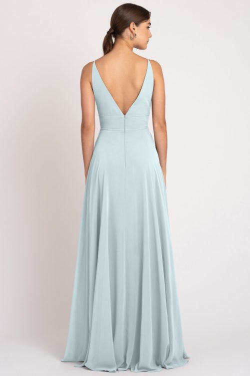 Hollis Bridesmaids Dress by Jenny Yoo - Serenity Blue