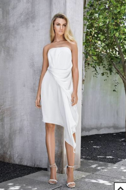 SAMPLE SALE Grace Bridesmaids Dress by One Fell Swoop