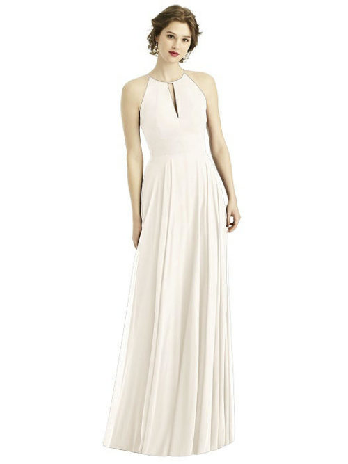 Daisy Ivory Bridesmaids Dress by Dessy